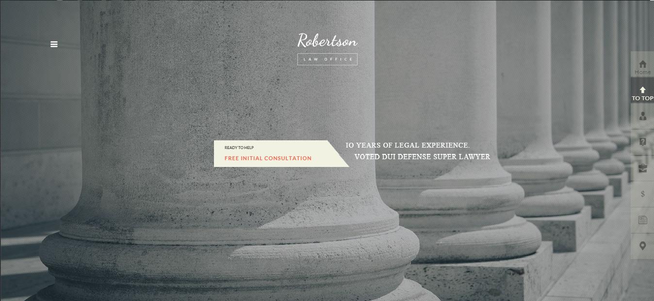 בניית אתר משרד עורכי דין